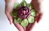 Ксения 68 - Лотос оригами