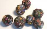 Ксения 68 - Оригинальные бусины из полимерной глины