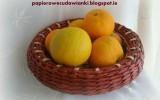 Ксения 68 - Корзина для фруктов (газетная лоза)