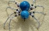 Ксения 68 - Пауки (плетение из бисера) МК
