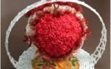 Ксения 68 - Подставки для декоративных шаров (газетная лоза)