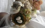 Ксения 68 - Пасхальое яйцо в винтажном стиле