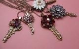 Ксения 68 - Оригинальное украшение старых ключей