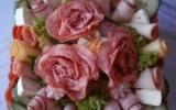 Ксения 68 - Закусочные торты из мясной нарезки. Праздничный вариант