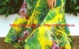 Ксения 68 - Двойная трикотажная юбка