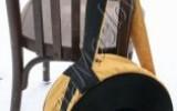 Ксения 68 - Сумка из виниловых пластинок.МК