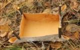 Ксения 68 - Изготовление простейшей посуды в лесу