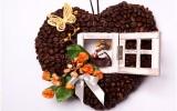 Ксения 68 - Кофейное сердце с окном