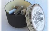 Ксения 68 - Винтажная шкатулочка для катушек
