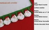 Ксения 68 - Дед Мороз. Обвязка крючком