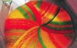 Ксения 68 - Коврик (вязание спицами)