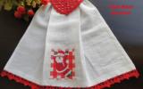 Ксения 68 - Обвязка полотенец. вязание крючком. Схемы