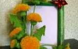 Ксения 68 - Одуванчик (вязание крючком)