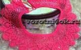 Ксения 68 - Воротнички крючком, схемы