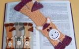 Ксения 68 - Закладки для книг крючком. Идеи