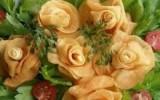 Ксения 68 - Картофельные розы. МК