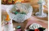 Ксения 68 - Нежные корзиночки крючком. Схемы