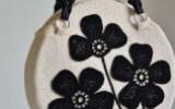 Ксения 68 - Круглая сумочка крючком