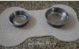 Ксения 68 - Вязаный крючком коврик для собаки