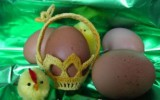 Ксения 68 - Корзиночка для пасхального яйца