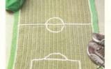 Ксения 68 - Коврик крючком Футбольное поле