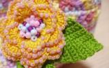 Ксения 68 - Красивый цветок крючком