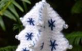 Ксения 68 - Обемные ёлочки спицами