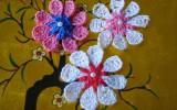 Ксения 68 - Вязаный крючком цветок