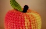 Ксения 68 - Яблочки амигуруми