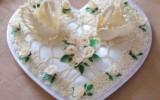 Ксения 68 - Подушечки с лебедями для свадебных колец