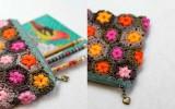 Ксения 68 - Кошельки из мини африканского цветка