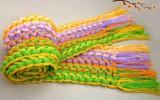 Ксения 68 - Оригинальный шарф крючком