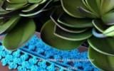 Ксения 68 - Цветочное кружево крючком. Мастер класс
