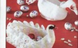 Ксения 68 - Корзиночки в виде лебедей. Вязание крючком.Схемы
