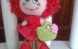 Ксения 68 - Маленькая сумочка для куклы. Схема
