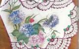 Ксения 68 - Очень красивая обвязка полотенец крючком .Схемы