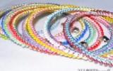 Ксения 68 - Радужные браслеты (крючок + бисер/бусины)