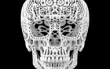 Ксения 68 - Филигрань черепа