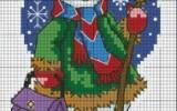 Ксения 68 - Новогодняя вышивка.Схемы