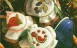 Ксения 68 - Вышитые салфетки для банок (вышивка крестом)