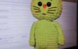 Наталия Беглярова - Плюшевый кот