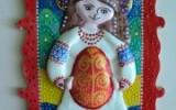 Юлия-Михаэль - Украиночка с крашенкой