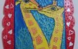 Юлия-Михаэль - Жирафы: нежность