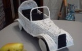 avtogradinka - свадебный ретро автомобиль