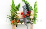 bellaflores - Романтик мышастик из пряжи