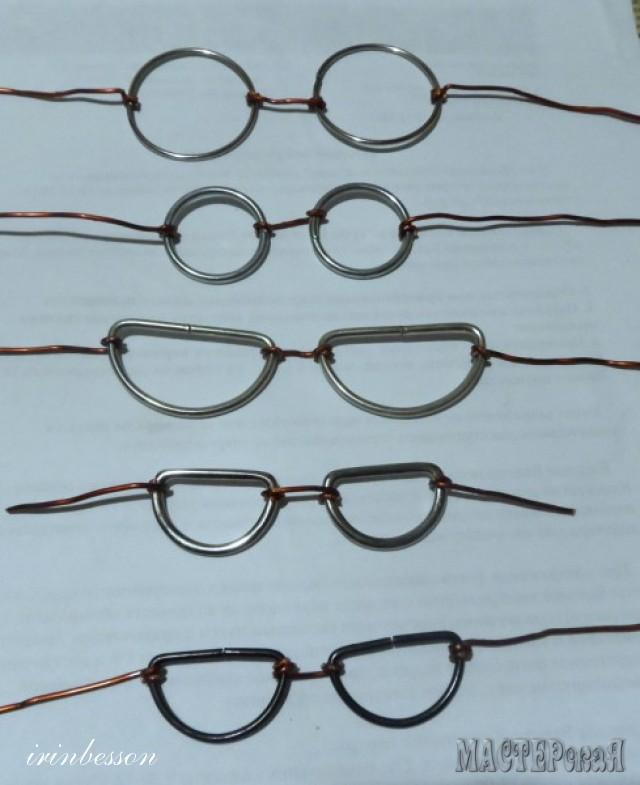 Как сделать очки себе своими руками