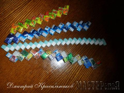 Плетение закладок из бумаги своими руками 54