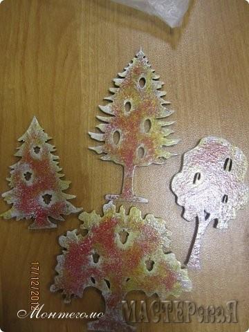А вот они - елочки и деревца!!! Поперло меня, поперло ))))
