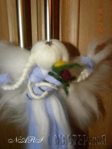 Этот Ангел тоже уехал к моей подруге надеюсь в скором времени её здесь увидеть