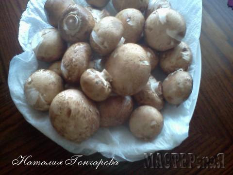 грибы портобелло или коричневый шампиньон